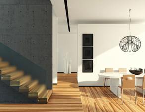 Dom beton