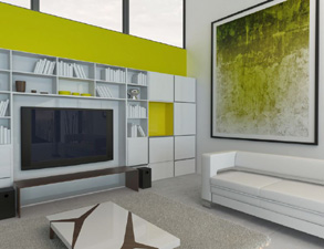 Dom żółte obrazy