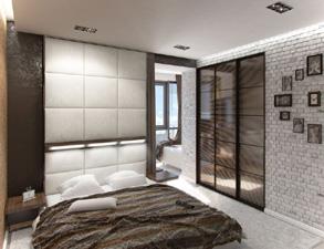 Mieszkanie biała cegła