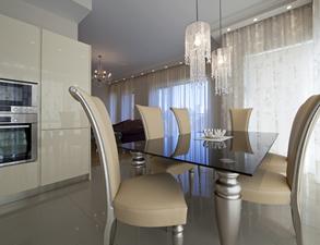 Apartament style design