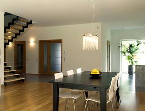 Dom minimalist design