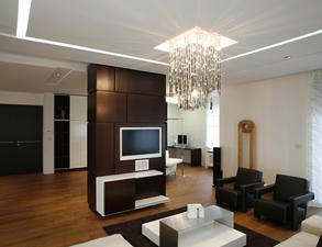 Mieszkanie nowoczesne modern