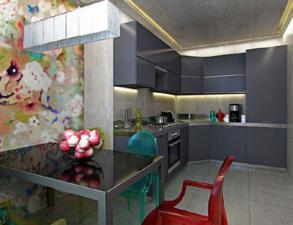 Mieszkanie beton